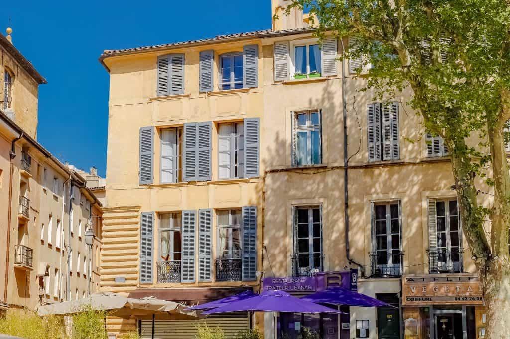 Vivere in Provenza, Francia