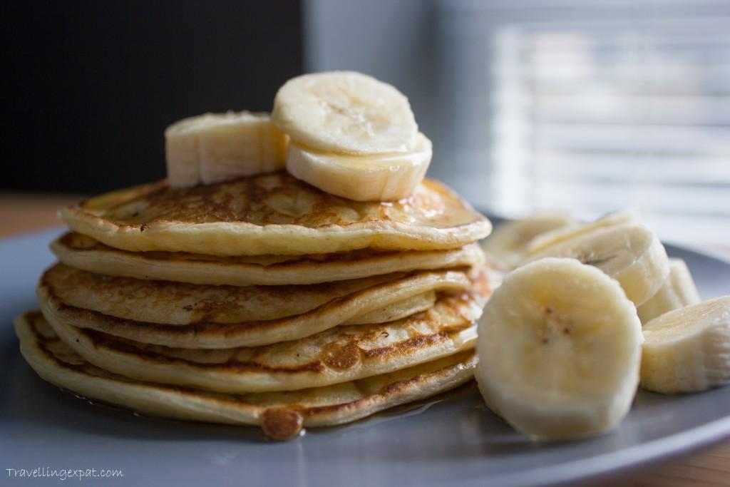 Ricetta semplice per pancakes