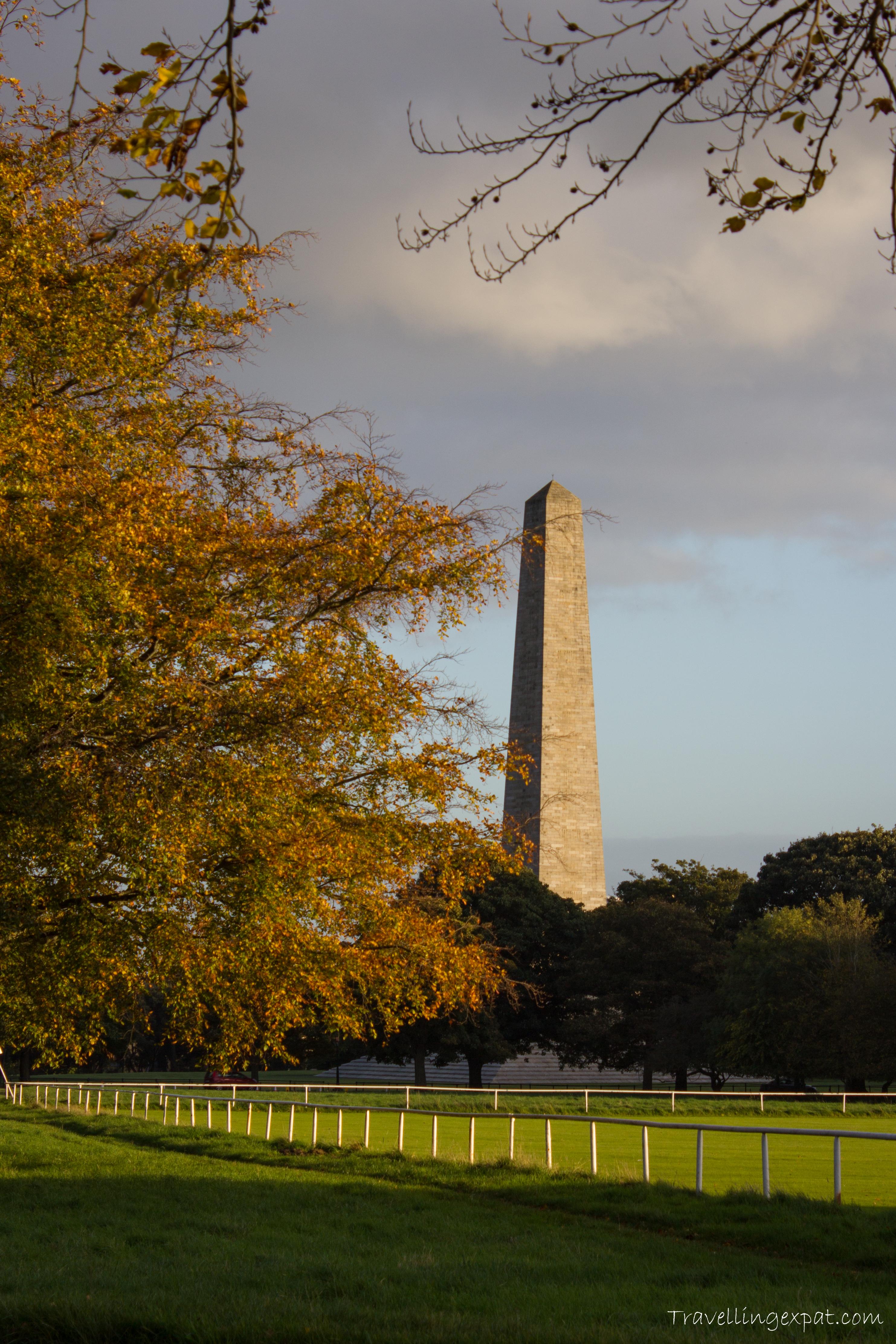 Obelisco di Wellington al Phoenix Park