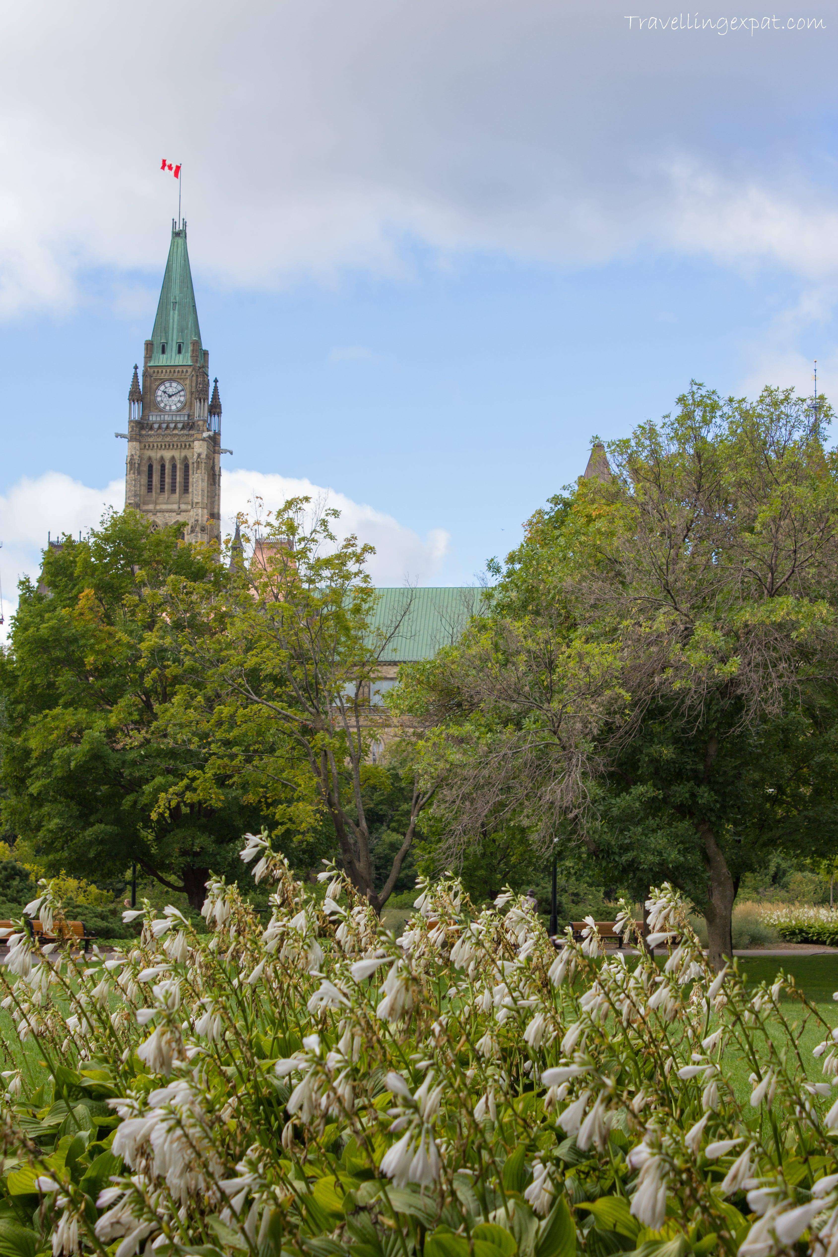 Parchi a Ottawa